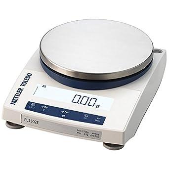 Mettler Toledo pl602e Classic luz PL-E portátil equilibrio con carga, 620 g x 0,01 G: Amazon.es: Amazon.es
