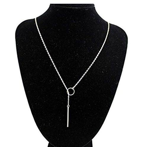 [Most Beloved Hot Chic Stick Shaped Lariat Style Chain Jewelry Fashion Necklaces] (Hot Dog On A Stick Costumes)
