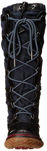 Black Grip Navy Women's Boot Pajar w45qt1cc