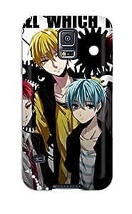 Unique Design Galaxy S5 Durable Tpu Case Cover Kuroko No Basuke