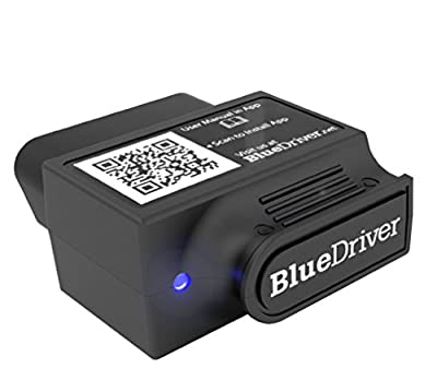 BlueDriver Bluetooth Professional OBDII Scan Tool for iPhone, iPad & Android