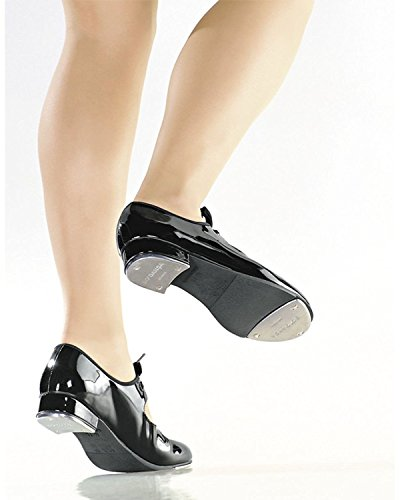 Shoe Snap TA35 Danca Black On So Snap Tap Off Childrens Apx8Pq