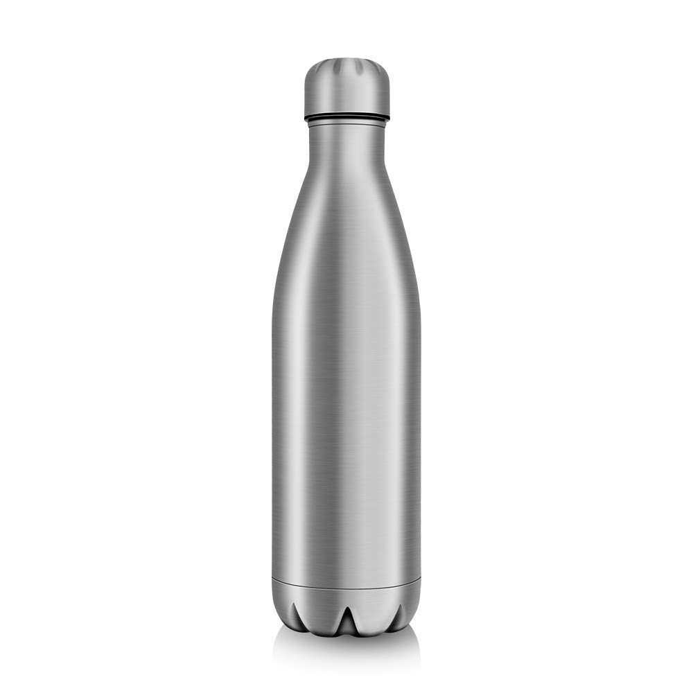 PYRUS Young & More Infuser Water Bottle 31 Ounce - Made with BPA Free TRITAN EasyFlip - Free Recipe Ebook Download - Flip Top Lid with Carrying Handle