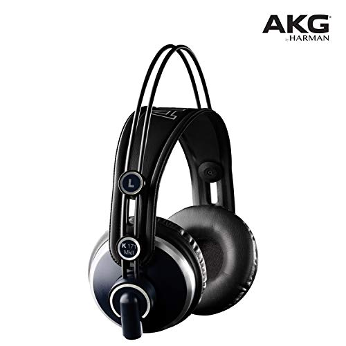 AKG Pro Audio K171 MKII Channel Studio Headphones