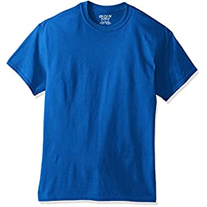 Gildan Men's DryBlend Classic T-Shirt, Royal, X-Large