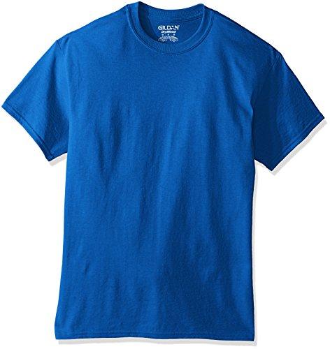 Gildan Men's DryBlend Classic T-Shirt, Royal, Large