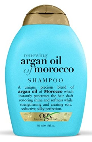 Ogx Shampoo Argan Oil Of Morocco 13 Ounce (384ml) (2 Pack)