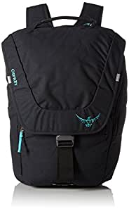 Osprey Women's FlapJill Backpack, Black, One Size