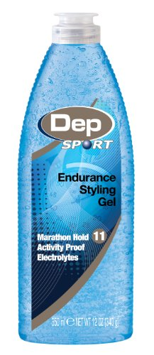 Dep Sport Endurance Styling Gel, 12-Oz. (Pack of 3) by Dep