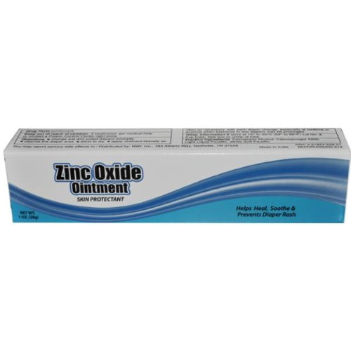 Zinc Oxide 1oz Case Pack 72 by WMU