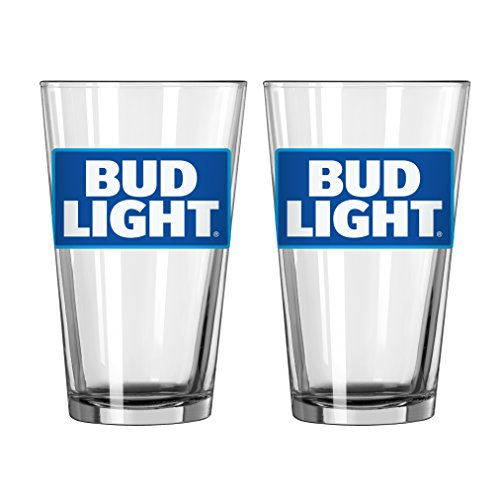 Boelter Brands Bud Light Pint, 16-ounce, ()