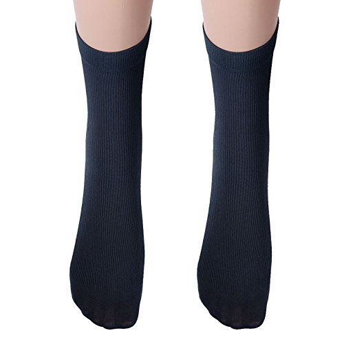 Men Cotton Socks,Breathable Keep Feet Dry, Comfy and Blister-Free