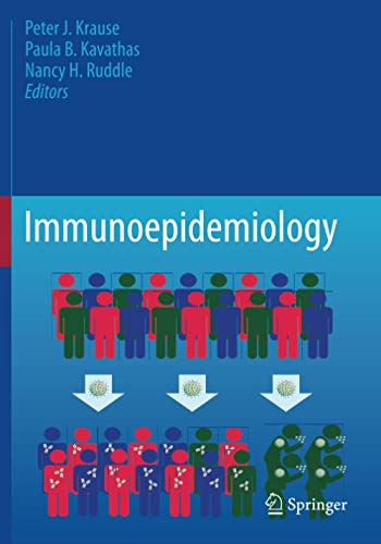 Immunoepidemiology 1st Edition