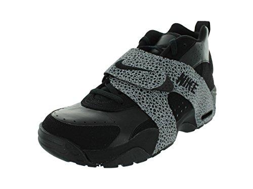 Nike Hombres Air Veer Prm, Negro / Negro-lobo Gris