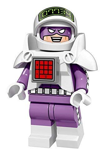 LEGO Batman Movie Series 1 Collectible Minifigure - The Calculator (71017) (Lego Series 1 Set)