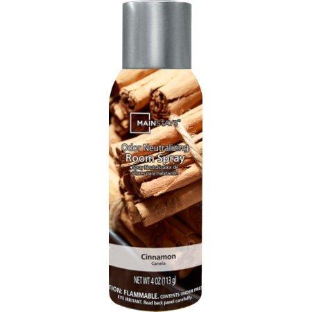 Mainstays Cinnamon Room Spray 4 OZ