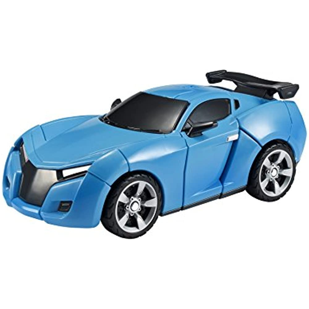 Remote /& AppControlled Figures Robots Tobot Youngtoys Evolution Transforming Car