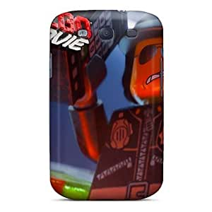 Scratch Protection Hard Cell-phone Cases For Samsung Galaxy S3 (Rqs19591xXSc) Customized Beautiful The Lego Movie Pictures
