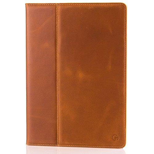 Casemade iPad Pro  Case/Cover Luxury Real Italian Leather fo