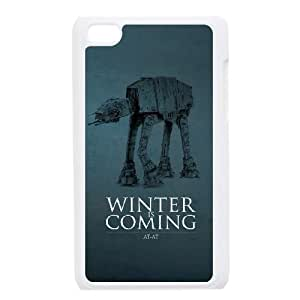 iPod 4 White Cell Phone Case Game of Thrones Logo Cell Phone Case