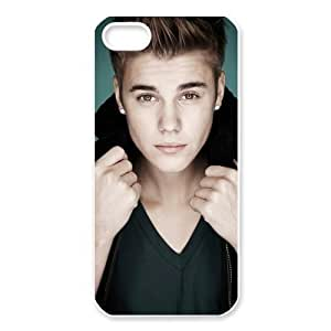 Custom Your Own Justin Bieber iPhone 5 Case, personalised Justin Bieber Iphone 5 Cover