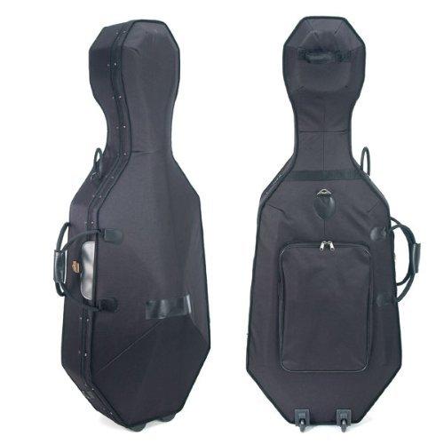 Cecilio Lightweight Half Size Cello Hard Case -1/2 Size