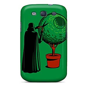 Hot Fashion KXY1281kkmS Design Case Cover For Galaxy S3 Protective Case (gardening Vader)