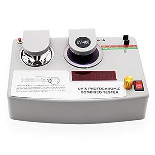 Huanyu 3-in-1 Optical UV Lens Tester Anti-radiation Detector Photochromic Coating lens Measurer for Anti-ultraviolet…