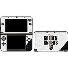 Vegas Golden Knights 3DS XL 2015 Skin - Vegas Golden Knights Script | NHL X Skinit Skin