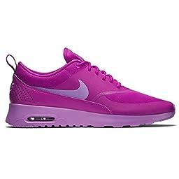 Nike Women\'s Wmns Air Max Thea, FUCHSIA FLASH/FUCHSIA GLOW, 5.5 US