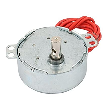 DealMux AC 24V 5-6RPM CCW / CW Two Way Controlled AC Synchronous Motor TYC