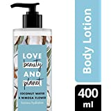 Love Beauty And Planet Body Lotion Coconut Water & Mimosa Flower, 400ml