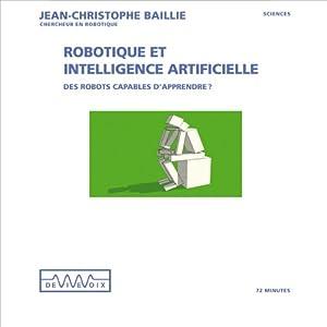 Robotique et intelligence artificielle Discours
