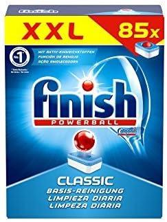 Pastillas para lavavajillas de la marca Finish, modelo Calgonit ...