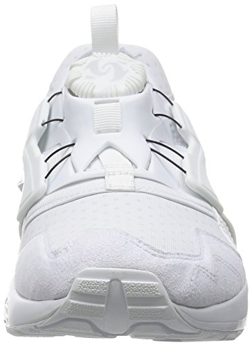 Puma TRINOMIC DISC BLAZE Zapatillas Sneakers Blanco para Unisex Trinomic