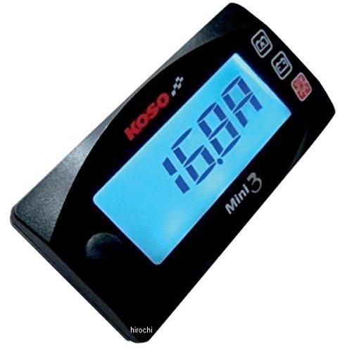 コソ KOSO 電圧計 ミニ 2212-0488 BA003190   B01LYBZ04F