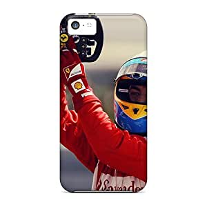 Quality Estebanrivera-11 Case Cover With Fernando Alonso Nice Appearance Compatible With Iphone 5c