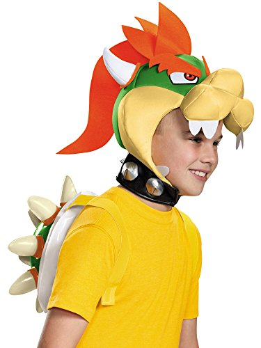 Bowser Child Costume Kit