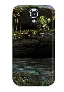 New Arrival Island MwScEEf3721GDGCz Case Cover/ S4 Galaxy Case