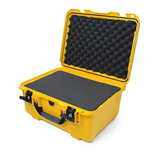 Nanuk 933 Waterproof Hard Case with Foam Insert - Yellow