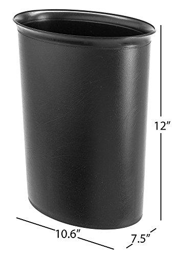 Black Oval Basket (Bennett