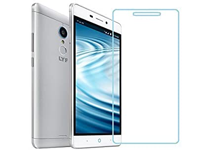 ELICA for LYF Water 7 LS-5504- Toughened Tempered Glass: Amazon in