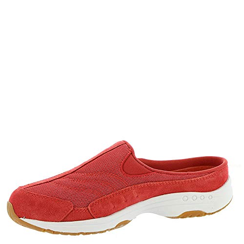 Easy Women's Red Traveltime Spirit Mule UU5q7rw