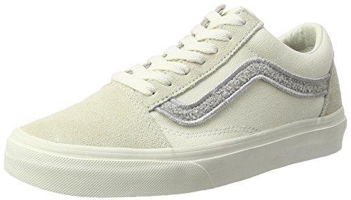 Vans Donna mlx Sneaker Old Avorio Skool gxZwqRYZ67