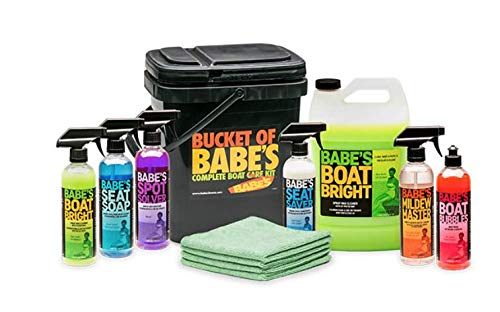 (BABE'S BB7501 Bucket of BABE's - Complete Care Kit)
