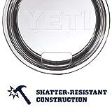 YETI Rambler 10 oz Stackable Mug, Stainless