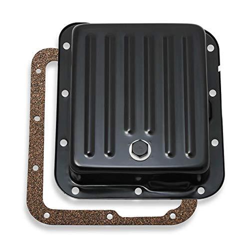 MR GASKET 9755BMRG Black Automatic Transmission Oil Pan Ford - Transmission Ford Automatic Bronco