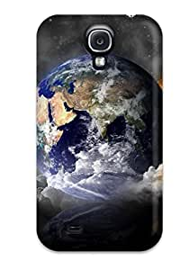Premium OWnpxVh28237FHSau Case With Scratch-resistant/ Planets Case Cover For Galaxy S4