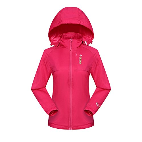 Diamond Candy Coats And Jacket Softshell Women Sportswear Hot Pink Medium