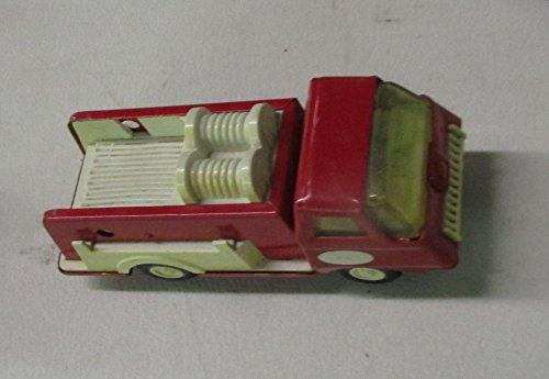 tonka fire truck vintage - 4